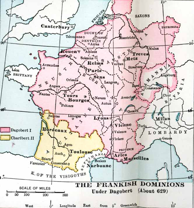 Frankish Dominions