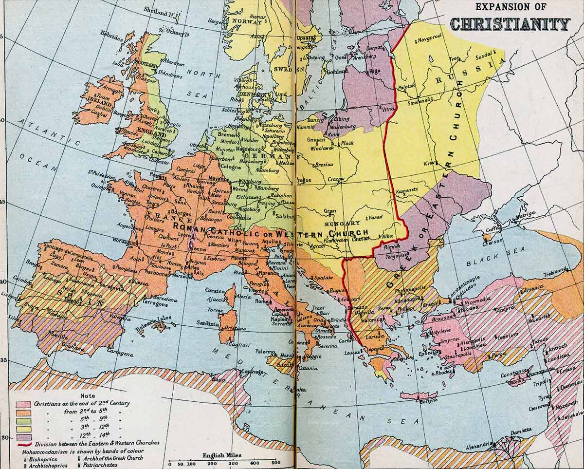 Expansion of Christianity